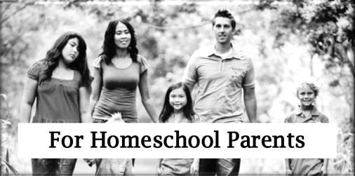 For Homeschool Parents