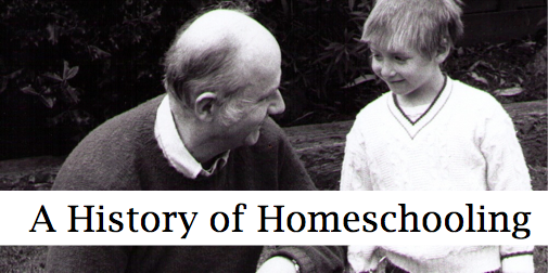 A Brief History of Homeschooling