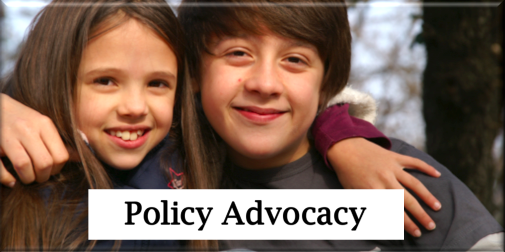 Our Policy Advocacy