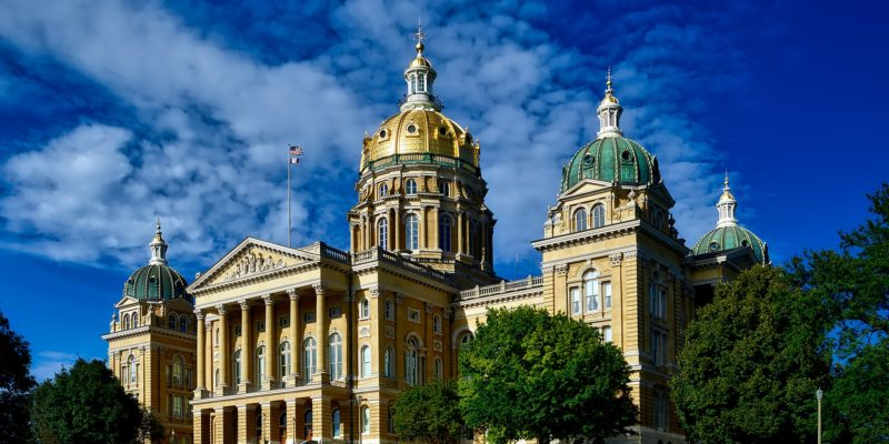 Iowa Legislature Hears from Homeschool Organization with a History of Opposing Child Welfare Measures